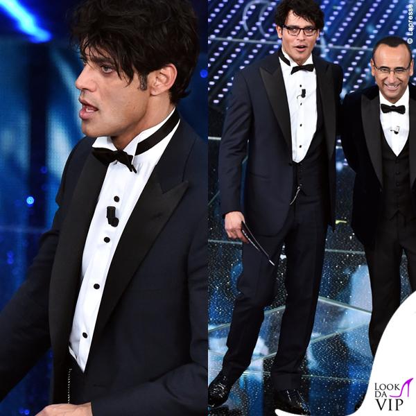 Sanremo-2016-prima-serata-Gabriel-Garko-abito-Sartoria-Battistoni